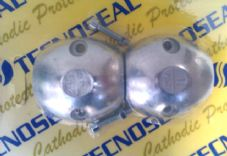 "1"" Zinc Shaft Anode"
